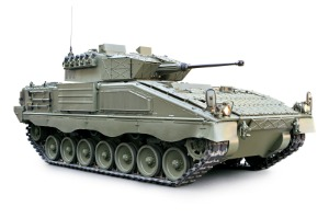 image of military tank