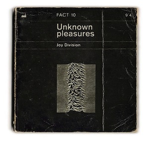 image of joy division lp cover