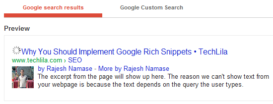 Google Authorship Breadcrumbs Google Structured Data