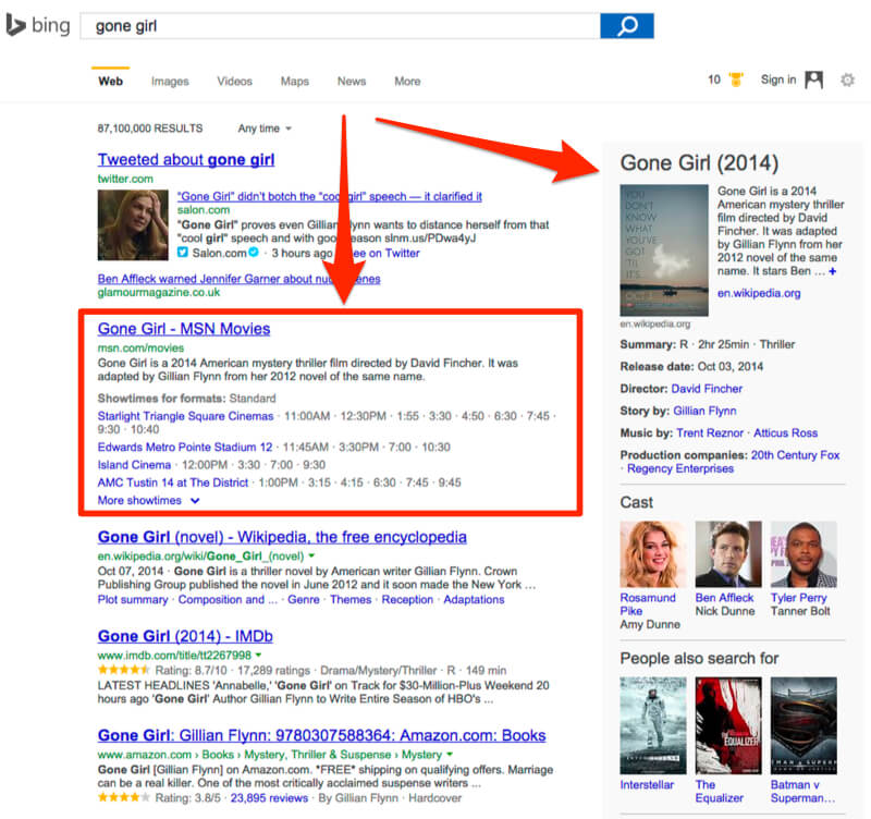 essays on google vs bing In the microsoft-google war, consumers and innovation both lose.