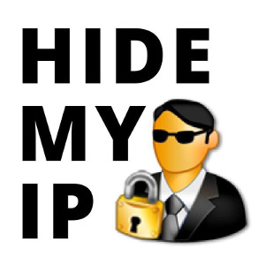 Hide My IP Логотип