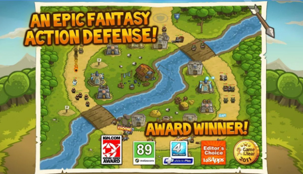 Kingdom Rush франшизы